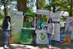 Фондација Фокус се промовираше пред граѓаните и ГО на Националниот Форум во Скопје